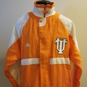 Vtg Apex One Varsity Tennessee Volunteers Jacket
